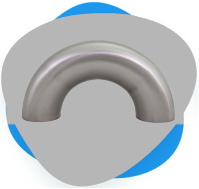 ASME B16.9 Buttweld 180 Degree Elbow Supplier, Manufacturer