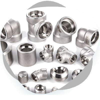 AISI 4130 Forged Fittings Products