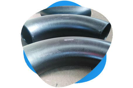 AISI 4130 Pipe Bend