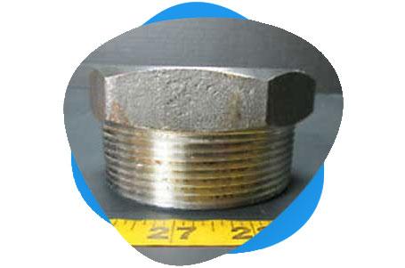AISI 4130 Threaded Plug