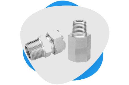 AISI 4130 Threaded & Socket Weld Adapters