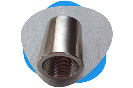 AISI 4130 Threaded & Socket Weld Coupling