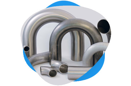 Alloy 20 Pipe Bend