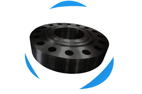 ASTM A182 Alloy Steel RTJ Flange