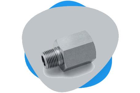 Alloy Steel Threaded & Socket Weld Adapters