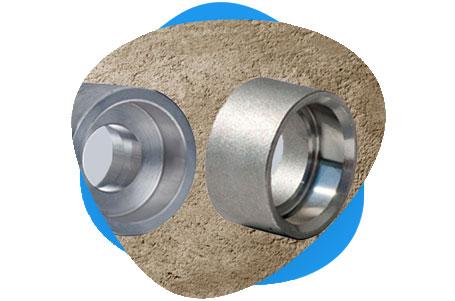 Alloy Steel Threaded & Socket Weld End Cap