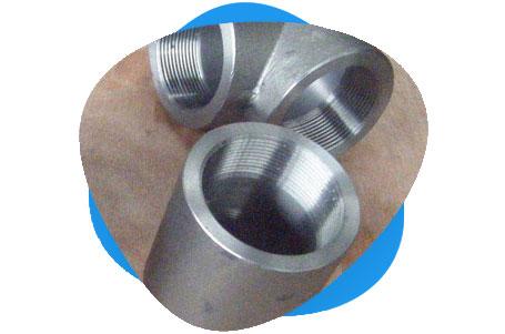 Alloy Steel Threaded & Socket Weld Coupling