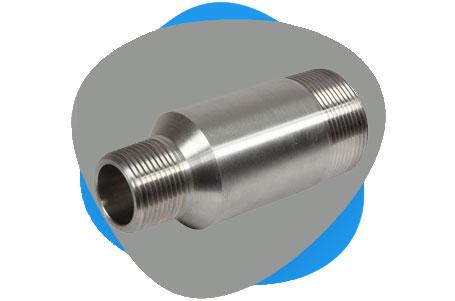 Alloy Steel Threaded & Socket Weld Nipple