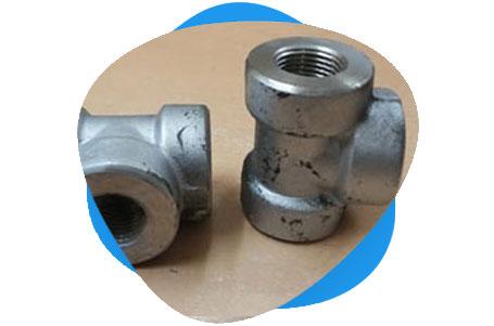 Alloy Steel Threaded & Socket Weld Tee