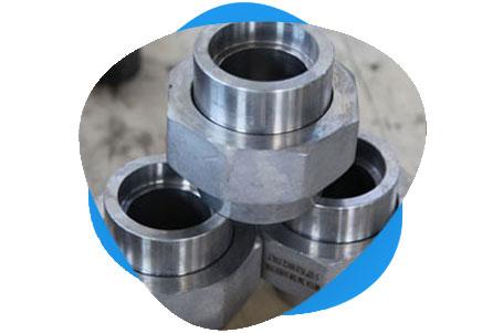 Alloy Steel Threaded & Socket Weld Union