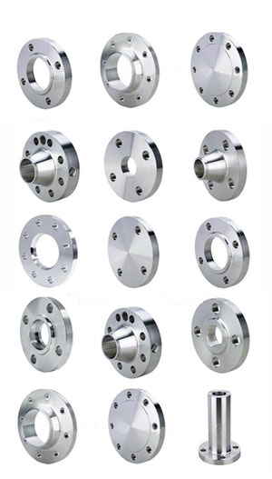 ANSI B16.5 / ASME B16.47 Flanges Specifications