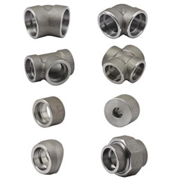 ASME B16.11 Socket Weld Fittings Specifications