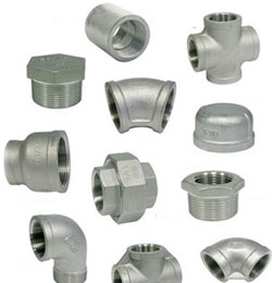 ASME B16.11 Threaded Fittings Specifications