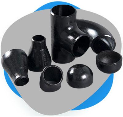 Carbon Steel Buttweld Fittings Supplier, Manufacturer