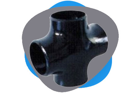 ASTM A234 Carbon Steel Cross Pipe Fittings