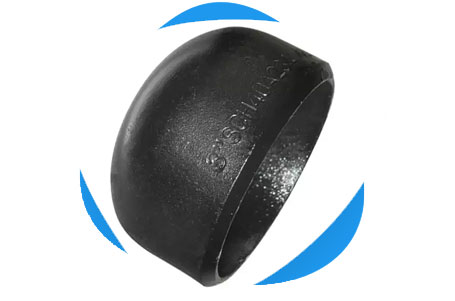 ASTM A234 Carbon Steel End Caps Pipe Fittings