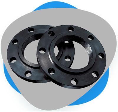Carbon Steel Flanges Supplier, Manufacturer