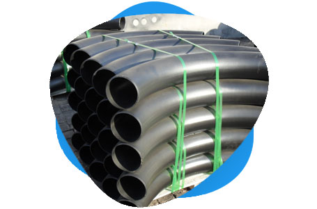 ASTM A234 Carbon Steel Pipe Fittings Bends