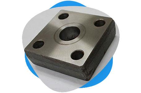 Carbon Steel Square Flange