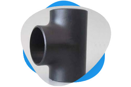 ASTM A234 Carbon Steel Tee Pipe Fittings