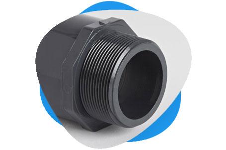 Carbon Steel Threaded & Socket Weld Adapters