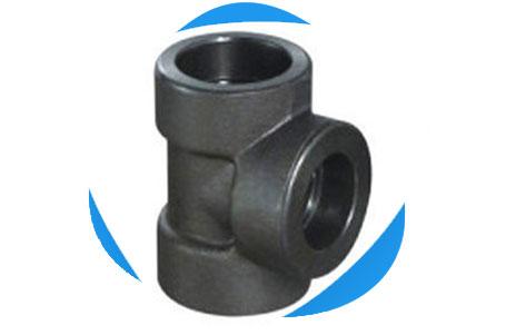 Carbon Steel Threaded & Socket Weld Tee
