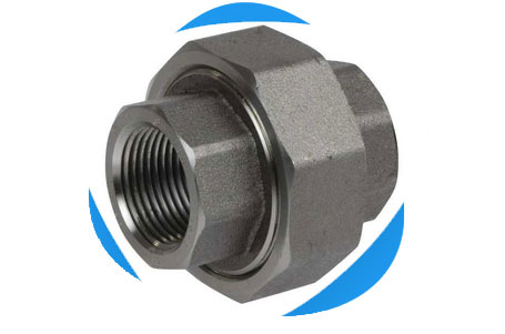 Carbon Steel Threaded & Socket Weld Union