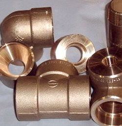 Copper Nickel Forged Elbow Specifications