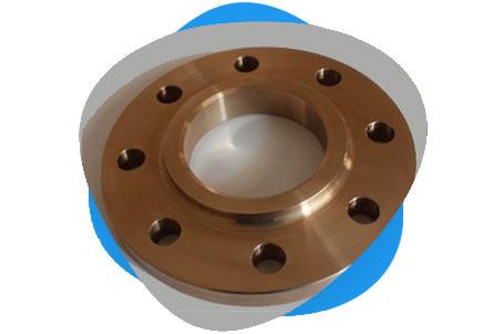 ASTM A151 Cu-Ni Lap Joint Flange