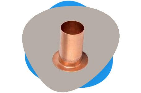 ASTM A151 Cu-Ni Long weld Neck Flange