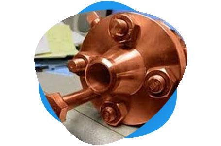 ASTM A151 Cu-Ni Orifice Flange
