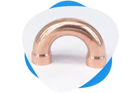 Cupro Nickel Pipe Bend