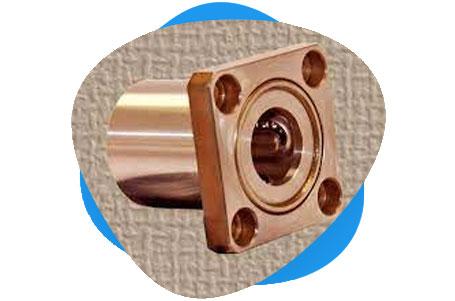 ASTM A151 Cu-Ni Square Flange