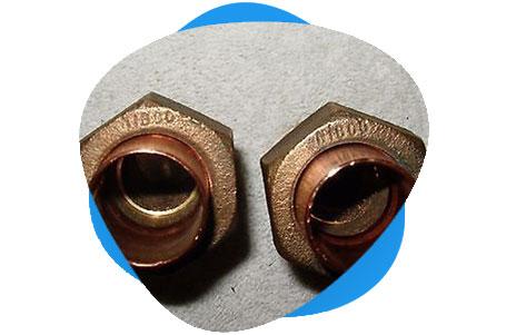 Copper Nickel Threaded Plug