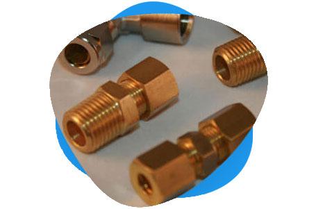Copper Nickel Threaded & Socket Weld Adapters
