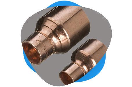 Copper Nickel Threaded & Socket Weld Nipple