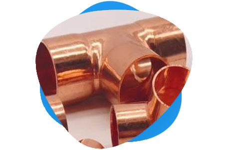 Copper Nickel Threaded & Socket Weld Tee