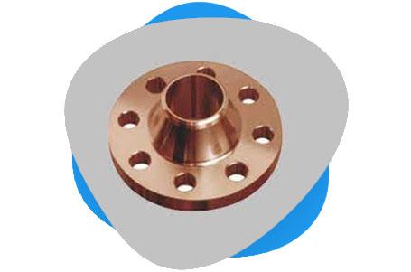 ASTM A151 Cu-Ni Weld Neck Flange
