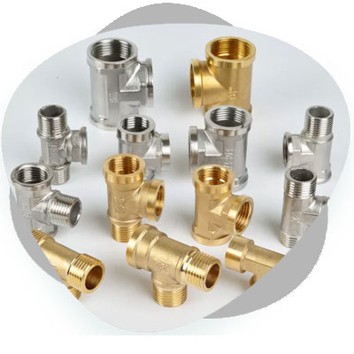 Cupro Nickel Forged Fittings Products