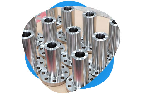ASTM A182 Super Duplex 2507 Long weld Neck Flange