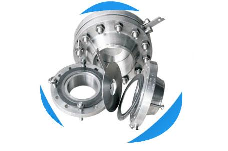 ASTM A182 Super Duplex 2507 Orifice Flange