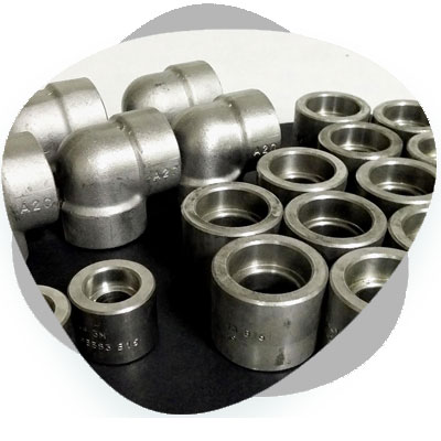 Duplex Steel Forged Fittings Products