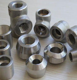 Austenitic Duplex Steel Forged Fittings Specifications
