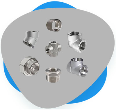 ASME B16.11 Forged Fittings Supplier, Manufacturer