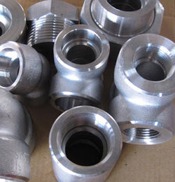 ASME SB564 Hastelloy Alloy Forged Threaded Fittings Specifications