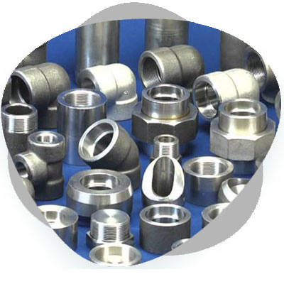 Hastelloy Steel Forged Fittings Products