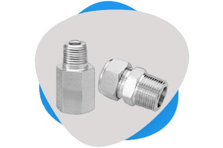 Hastelloy Threaded & Socket Weld Adapters