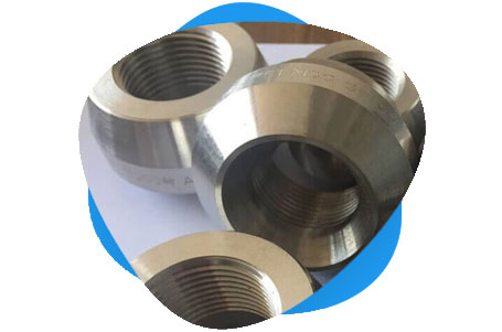 Hastelloy Threaded & Socket Weld Outlet