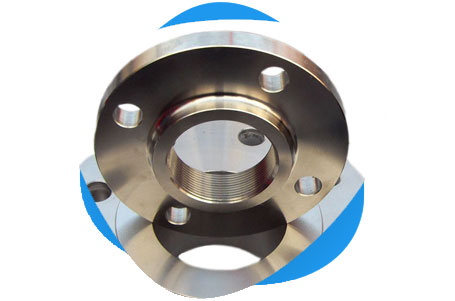 ASTM B564 Inconel Threaded Flange