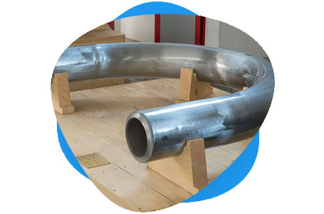 Inconel® Alloy Pipe Bend